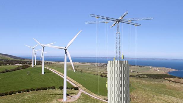 首次押注可再生能源!软银投资瑞士储能公司Energy Vault