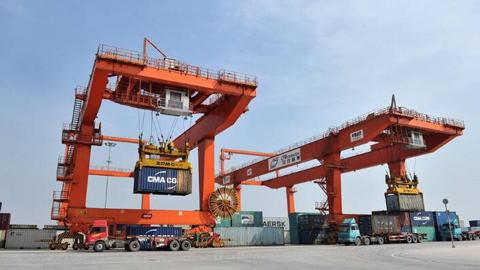 5G技术在我国智慧港口建设方面的可能性应用