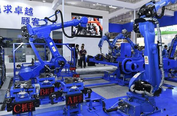 国产机器人市场概况及国际合作态势分析