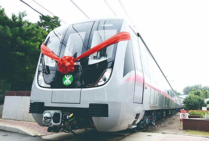 传感器用于深圳地铁列车走行部车载故障诊断系统中