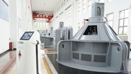 传感器在水利泵站智能巡检系统中的应用