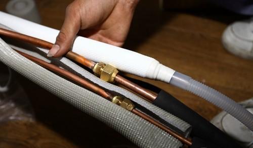 空调室内盘管温度传感器故障