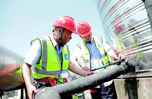 传感器技术在武汉二次供水改造中的应用