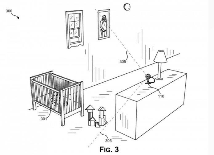 可追踪眼球的谷歌婴儿AI监控专利获批