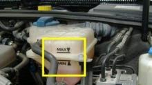 汽车发动机冷却液的温度传感器故障分析和作用介绍