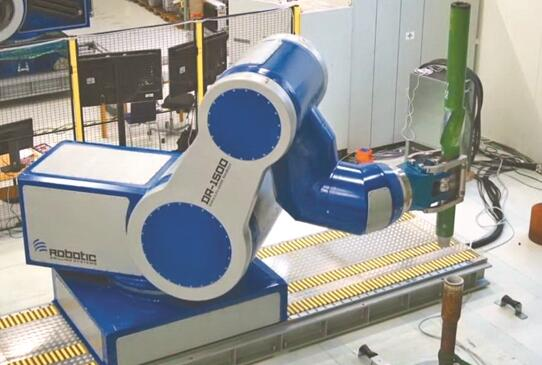 特种机器人在油气行业都有哪些应用?