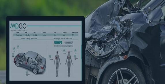国外公司用人工智能和机器学习开发实时事故分析系统
