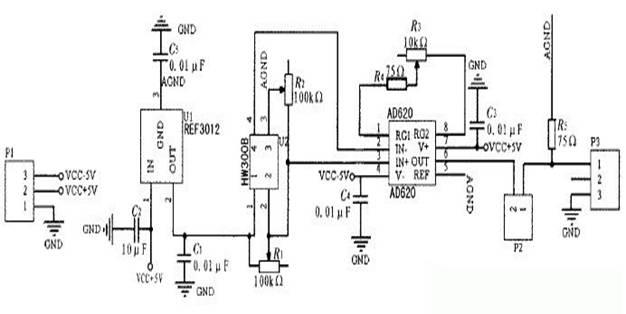 电器上的霍尔传感器作用