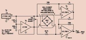 霍尔传感器作用是什么呢 你思考过吗