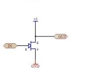 霍尔传感器正极接电阻的作用,上拉电阻的原理是什么?