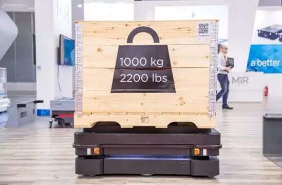国内AGV机器人市场增长态势及技术发展趋势