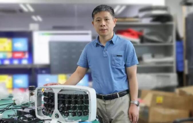 我国自主研发出五亿级像素云相机系统