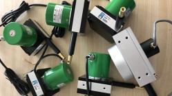 影响直线电子尺位移传感器精度的主要原因有哪些?