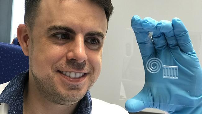 国外研发用于医学诊断的新型灵活、生物相容性纳米纤维素传感器