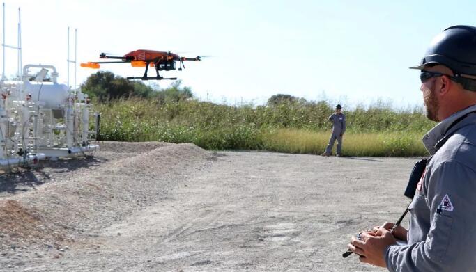 无人机气体传感器监测公司SeekOps获得风险投资