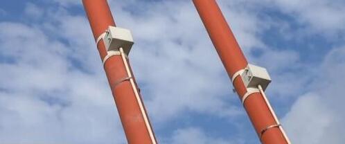 加速度传感器监测高速公路桥健康状况