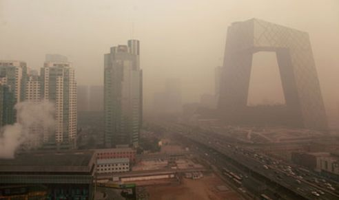 可穿戴式传感器可监控空气污染
