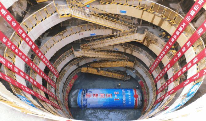 传感器助全国首条污水传输深隧实现精准施工和监测