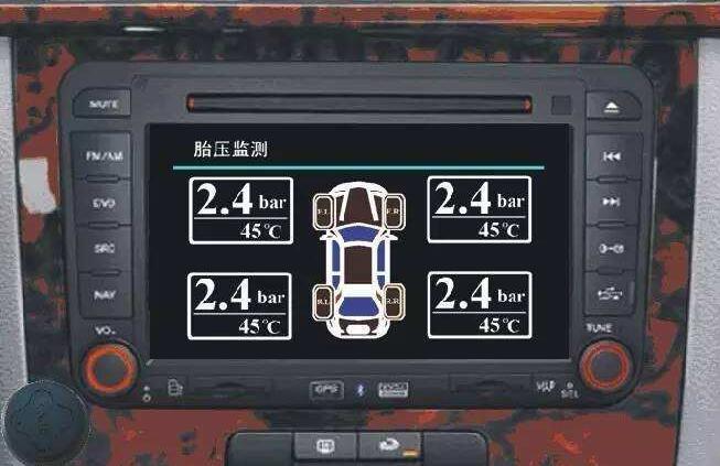 我国新车将强制安装胎压监测系统和胎压传感器