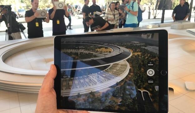 3D传感器系统有望率先用于iPad Pro设备中用于建模拍照