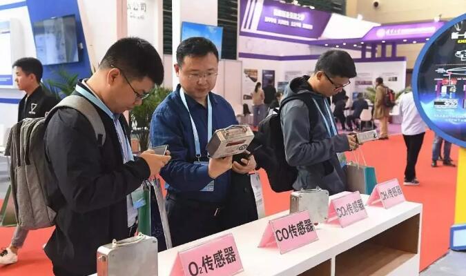世界传感器大会重磅发布16项传感器新产品新技术