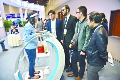 武汉光博会举行 聚焦光电子产业链应用热点