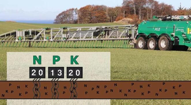 这种新型传感器可精确分析肥料中氮、磷和钾的实际含量