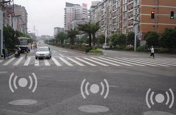 带加速度传感器的智能井盖实现自动报警