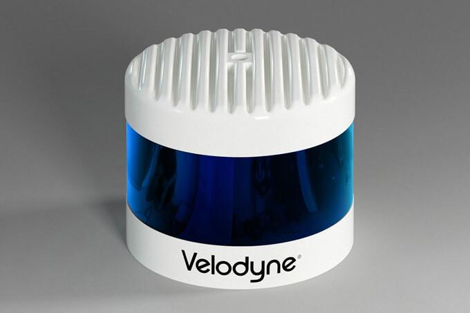 Velodyne推出新一代激光雷达传感器Alpha Prime