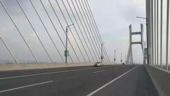 温湿度传感器等149个传感器监测这座桥梁健康数据