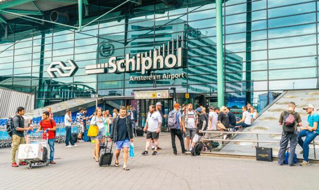 荷兰机场使用数字传感器推出物联网应用网络