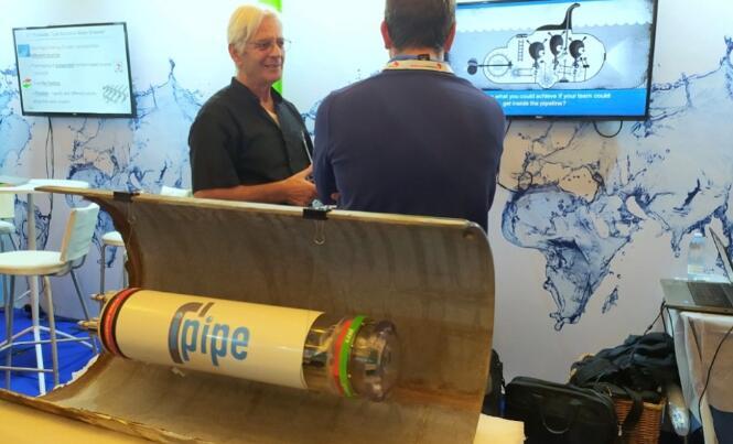以色列厂商用多种传感器收集供水管道数据