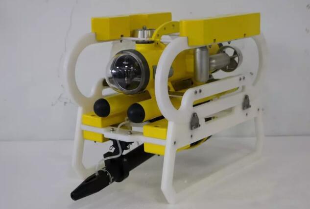 国内知名海洋传感器研发企业:国内水下机器人市场可达200多亿元