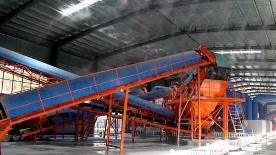 智能化洞碴加工场用传感器技术监测生产设备运行