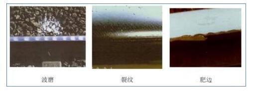 激光传感器和位移传感器在钢轨打磨车设备中的应用