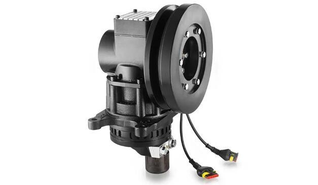 变速器中的旋转角度和旋转力传感器,可帮助割草机实现磨损预测和早期缺陷检测。