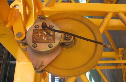 称重传感器技术在起重机上的应用