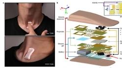 新型无线机械声学监测设备可实时监测身体状况