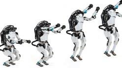 传感器在机器人技术研究发展历程中如影随行