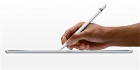 Apple Pencil新专利:将配备摄像头和指纹传感器等