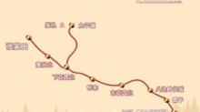 京张高铁中国首条智能高铁上座率创新高, 半个月发送旅客数量惊人