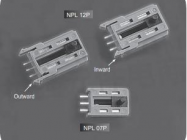 定区域式光电传感器的工作原理