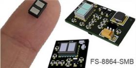 LuminWave推出全球最小3D ToF 激光雷达传感器