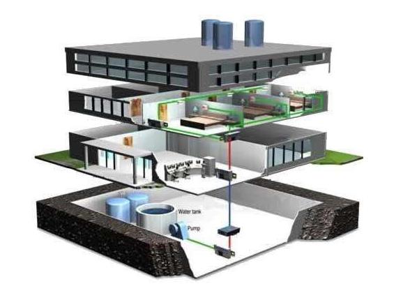 浅谈二氧化碳传感器在楼控自控系统中的应用