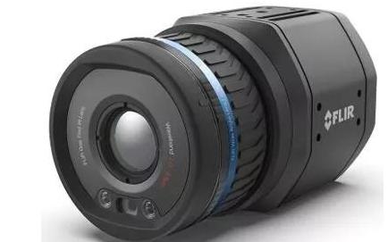 FLIR新型非制冷型互联热像仪可对工业气体进行可视化检测