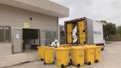 GPS定位技术保证医疗废物安全处置
