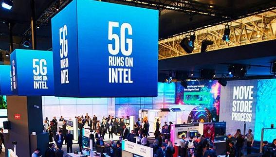 英特尔推出5G网络基础设施芯片产品
