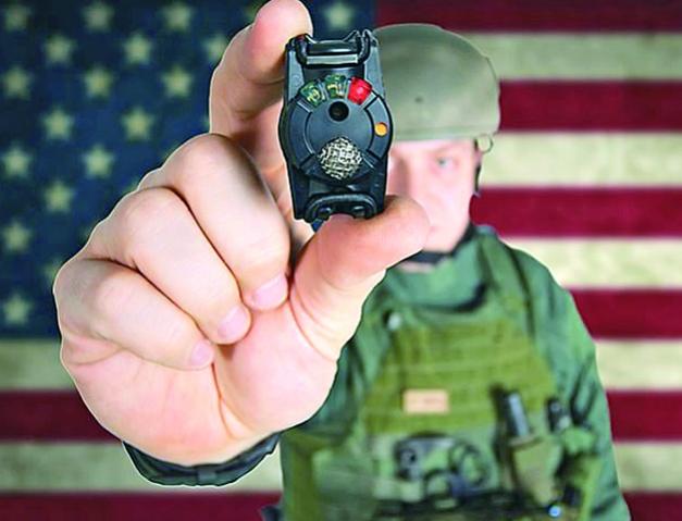 美军开发出防弹衣传感器 可检测受伤程度