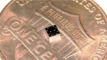 """比""""瓢虫""""还小的微型传感器芯片 可兼做听诊器与加速度计"""