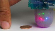 高分辨率多向触觉传感器提高了机器人操纵和感知技能
